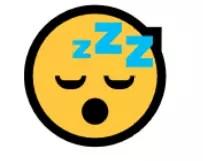 Emoji Qui Dort Et Qui Ronfle Emoji Sommeil Les Raccourcis Clavier