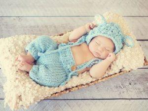 couvrir bébé la nuit