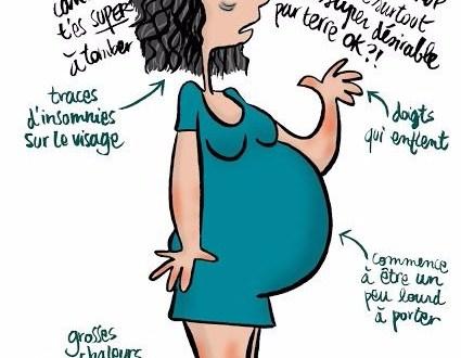 maux de la grossesse