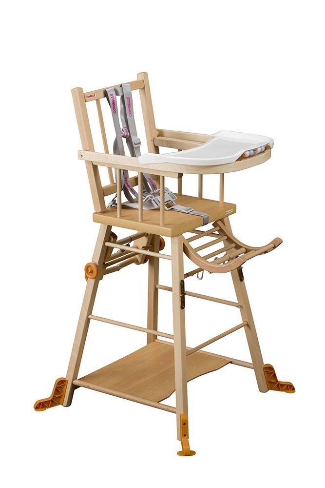 Chaise haute: l'indispensable vers les 6 mois de bébé, mon