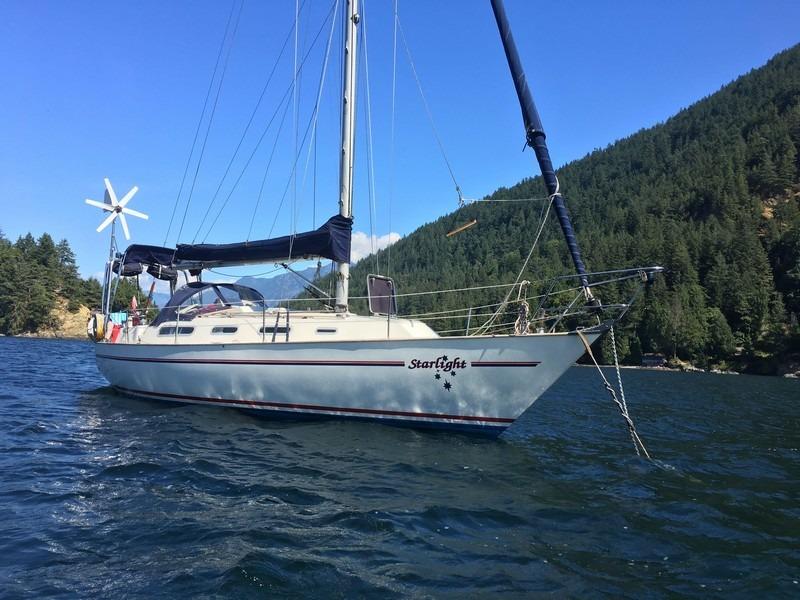 sadler 34 voilier insubmersible