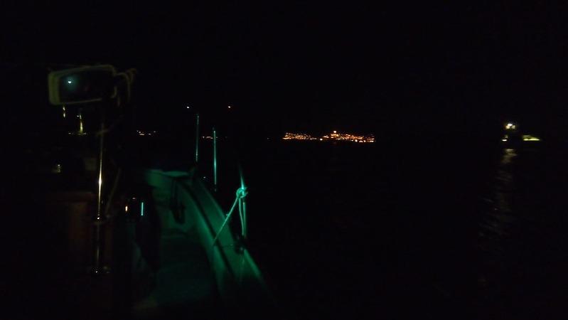 équiper son voilier pour une traversée de nuit