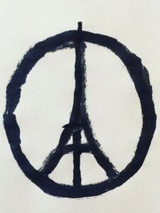 attentats de Paris le vendredi 13, médias sociaux et attitude citoyenne