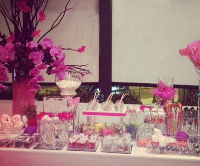 "Lydie & Dreams ""candies table"""