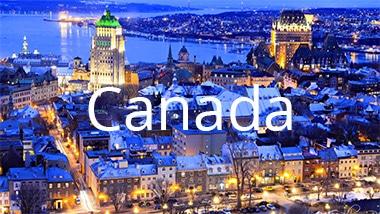 Déménager au Canada