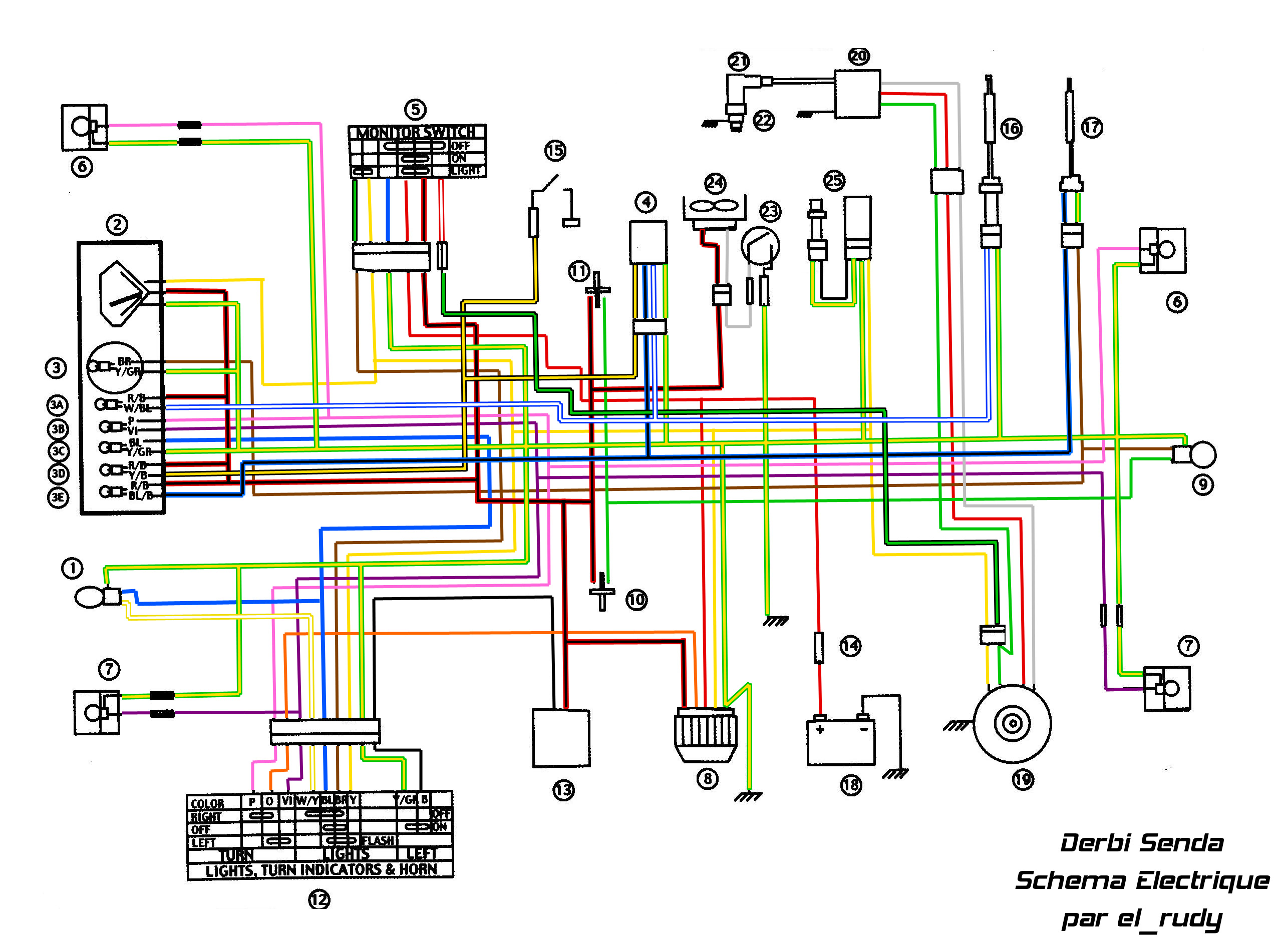 ew3vwm30 derbi senda 50 wiring diagram derbi senda 49 \u2022 wiring diagrams j 50cc scooter wiring diagram at fashall.co