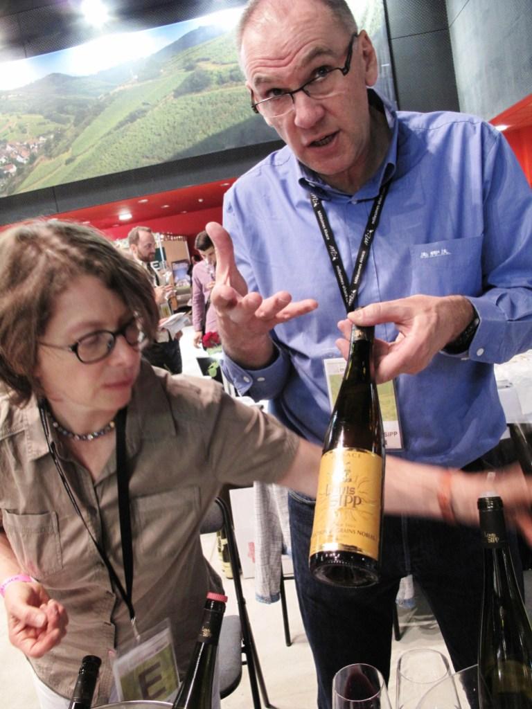Millsimes Alsace Les 5 Du Vin