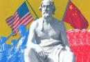 Guerre sino-américaine depuis l'éclosion de la COVID-19: une guerre multidimensionnelle