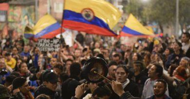 Révolte populaire en Colombie: entretien avec un correspondant sur place