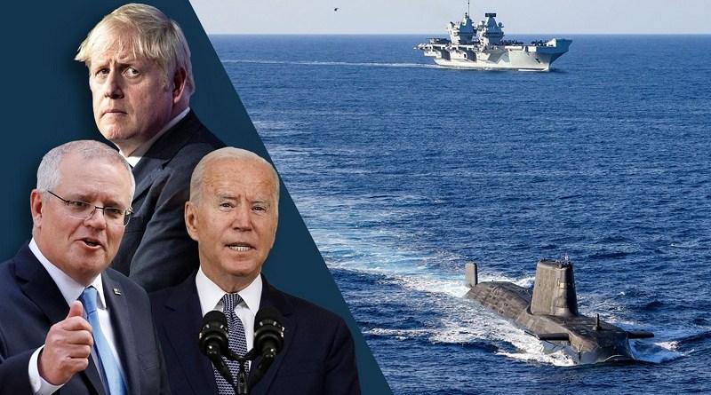 La Chine est dans le collimateur. Une guerre en Extrême-Orient et dans le Pacifique est-elle imminente?