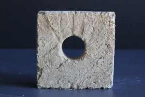 Brique percée - Les adobes