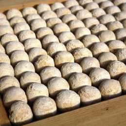 Petites boules en terre - Les adobes ronds