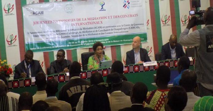Burkina-Faso : Journées nationales de la médiation du 9 au 11