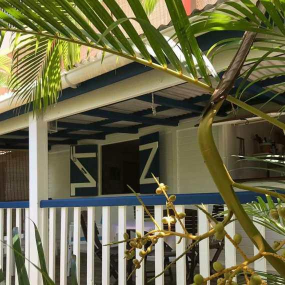 Le Safran Triskel Grande Anse Guadeloupe Gite Indiana