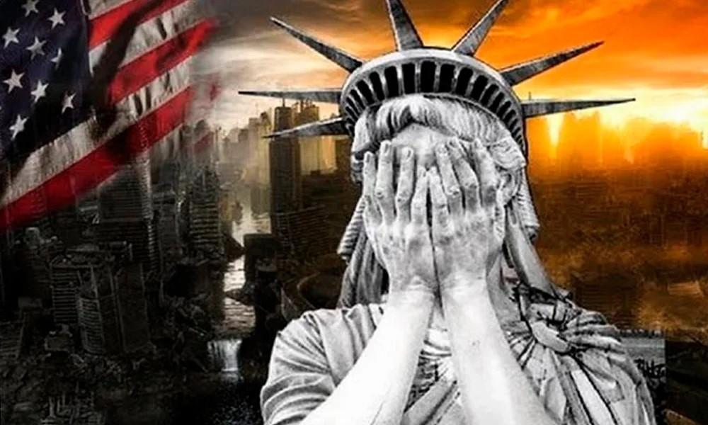 L'effondrement des États-Unis n'est plus évitable