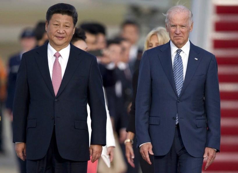 Biden, la Chine et la Russie