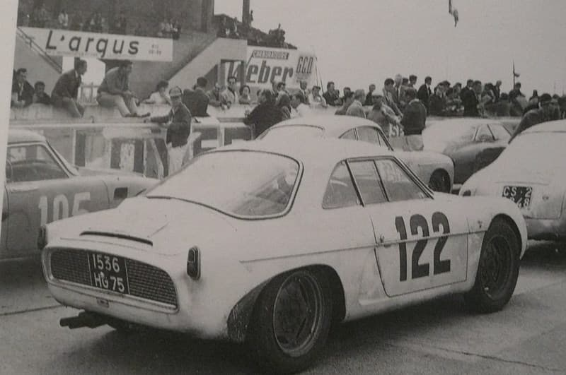 Alpine A108 Tour de France