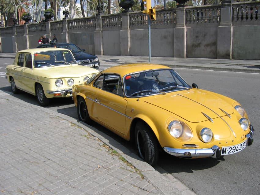 Alpine A110 FASA 5   FASA Renault Alpine A110 : Amor de España !