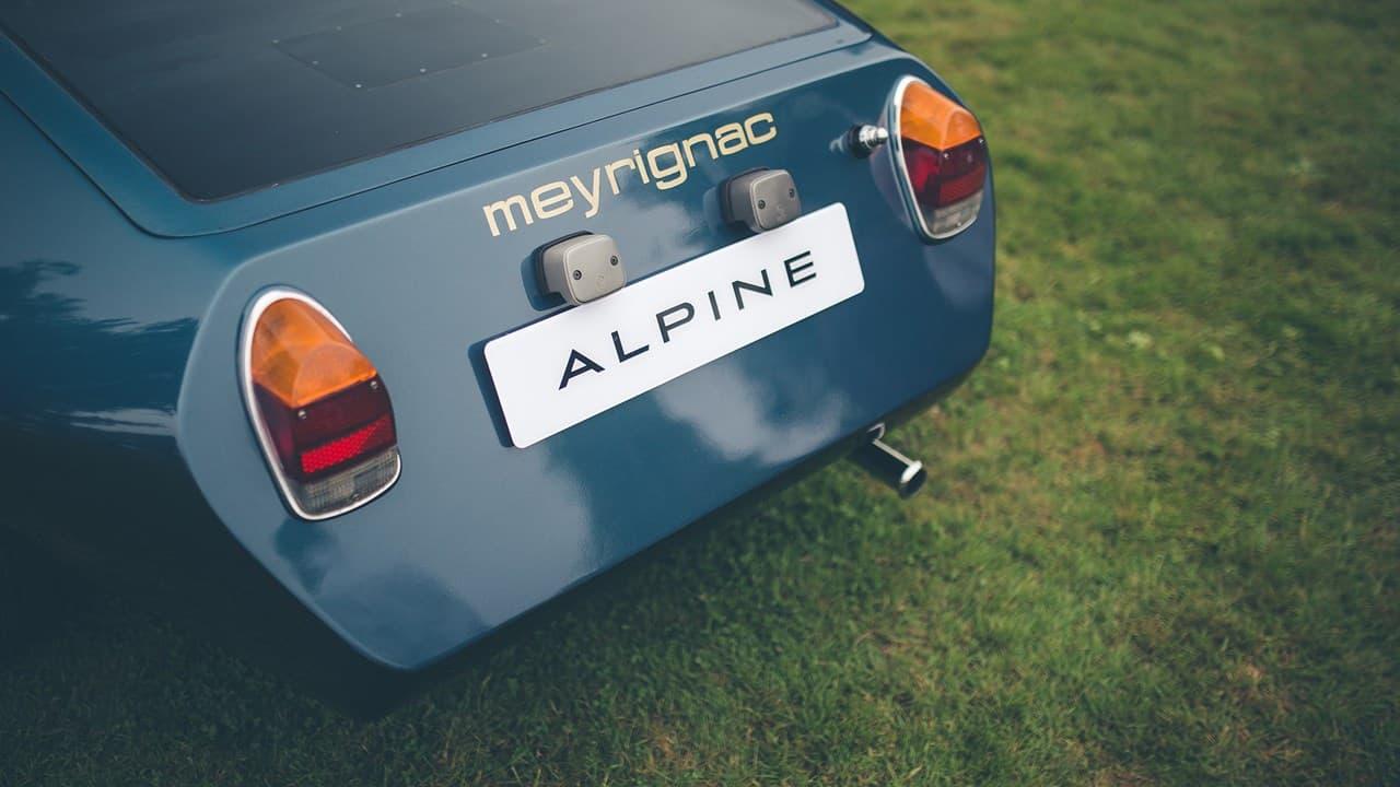 Alpine A110 Meyrignac 5 | Alpine A110 Meyrignac : l'audacieux prototype !