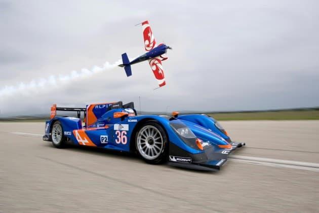 """Alpine A450b 3   Notre Livre: """"Alpine, le retour en compétition"""" à Rétromobile 2020"""