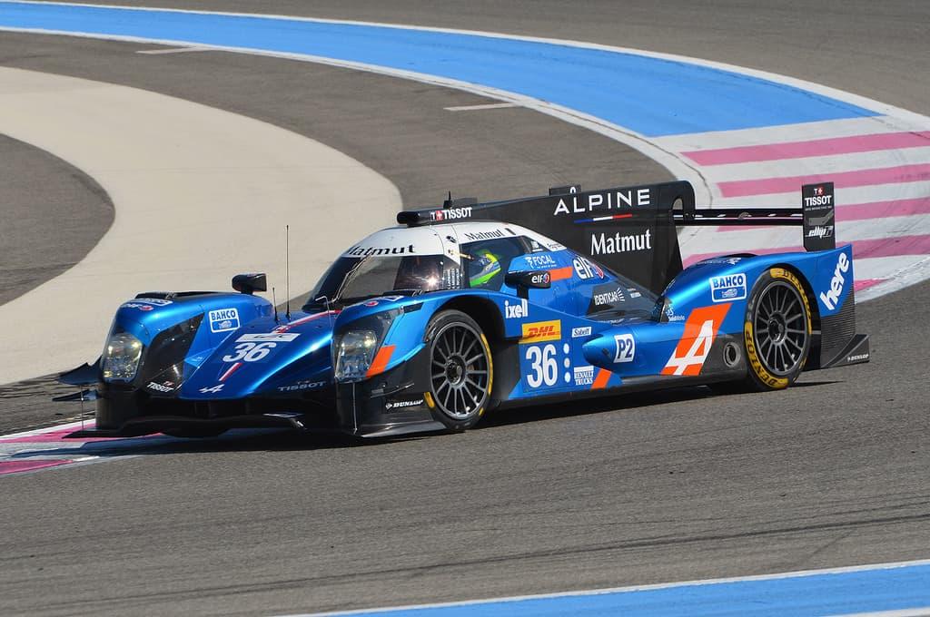 """Alpine A460 1   Notre Livre: """"Alpine, le retour en compétition"""" à Rétromobile 2020"""