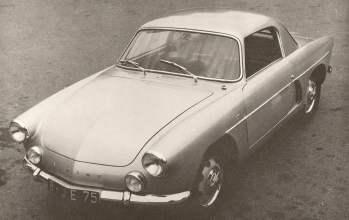 Alpine Coupé Sport A106
