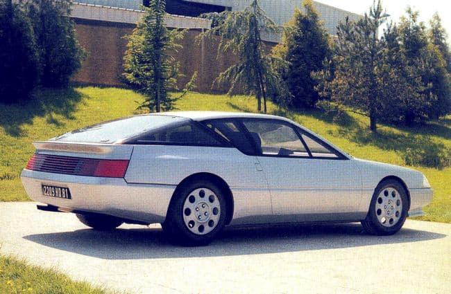 Etude Alpine GTA   ALPINE GTA GT V6 : le soufflé de Dieppe 1/2