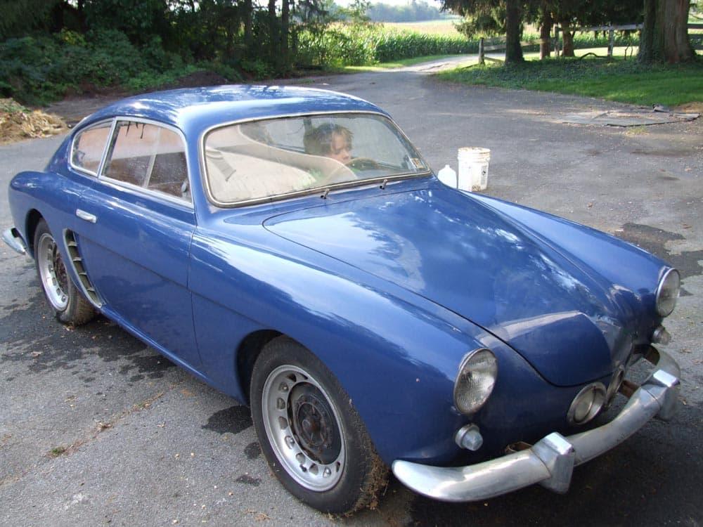 The Marquis 8 | Toutes les Alpine sont bleues !