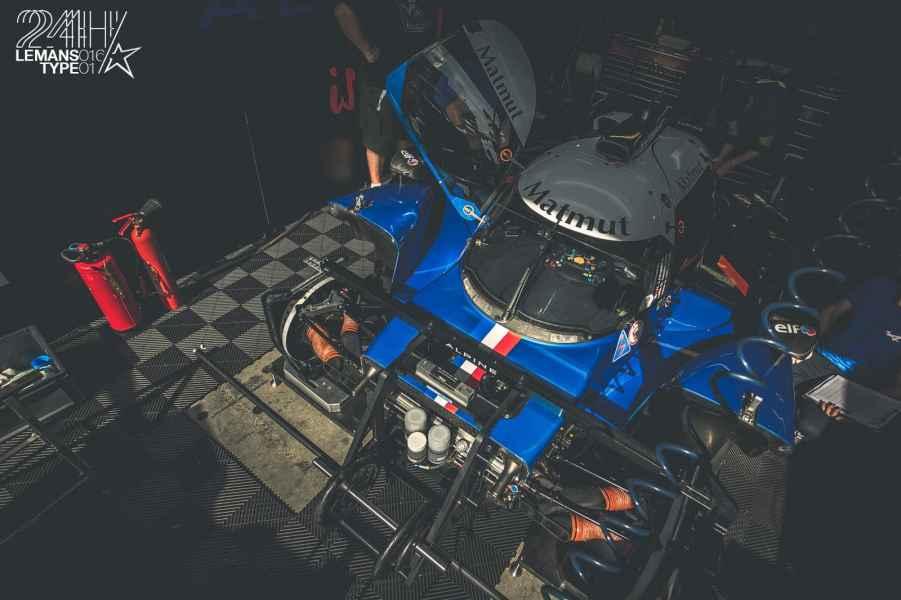 24 Heures du Mans Alpine Type-01 5