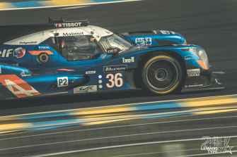 24 Heures du Mans Alpine Type-01
