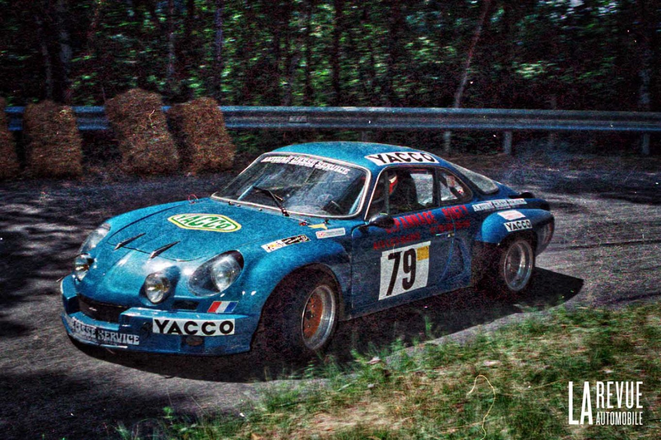 Alpine A110 10 - La Revue Automobile