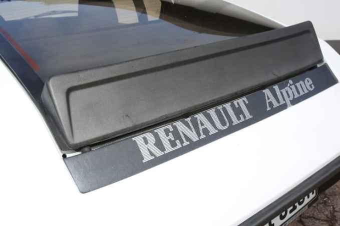 Alpine A110 1300 VC Alpine A310 V6 Alpine A610 19