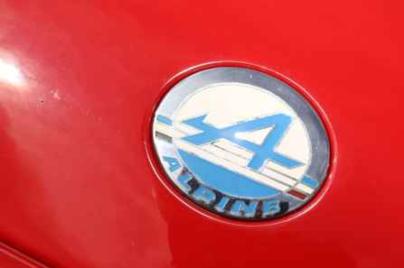 Alpine A110 1300 VC Alpine A310 V6 Alpine A610 27