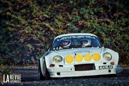 Alpine A110 14 - La Revue Automobile