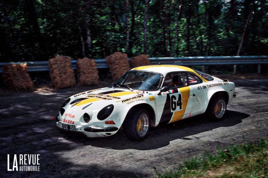 Alpine A110 18 - La Revue Automobile