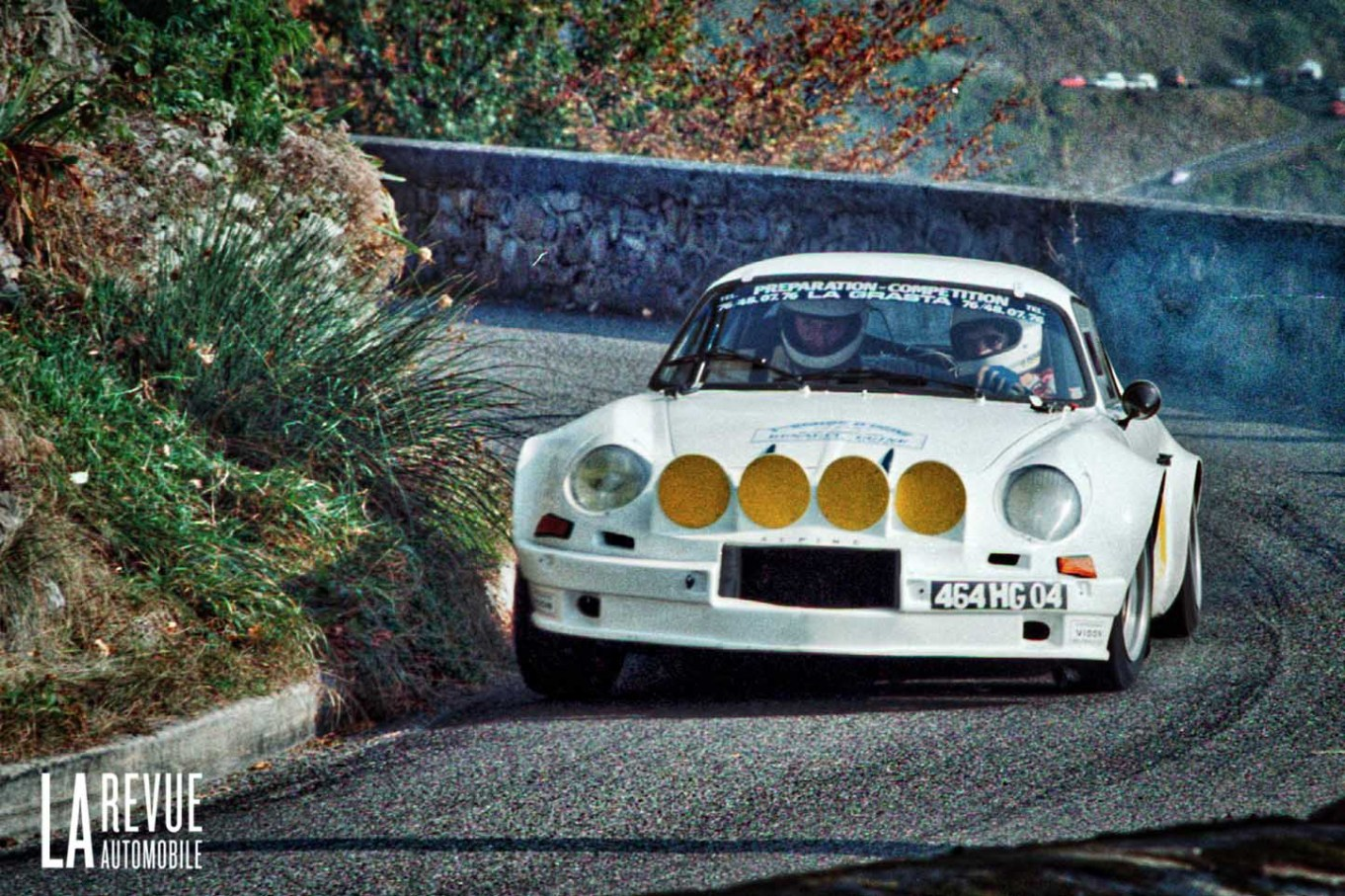 Alpine A110 21 - La Revue Automobile
