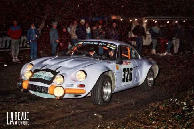 Alpine A110 28 - La Revue Automobile