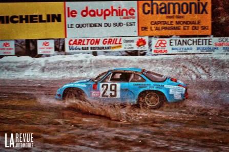 Alpine A110 6 - La Revue Automobile