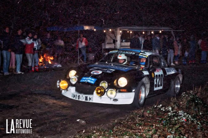 Alpine A110 8 - La Revue Automobile