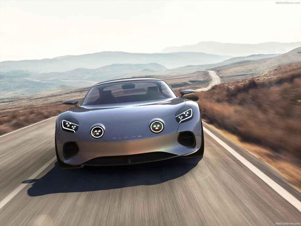 Alpine A110 Concept Kostromin 2 | Alpine GTA : l'étude du designer Arseny Kostromin qui s'inpire de l'A110