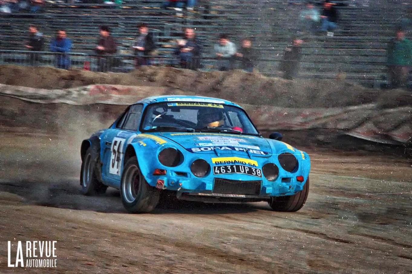 Alpine A110 - La Revue Automobile