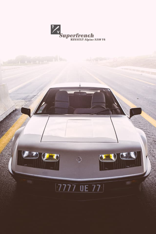 Alpine A310 V6 Superfrench 3