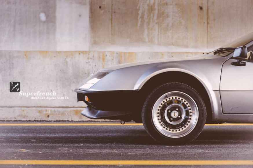 Alpine A310 V6 Superfrench 4