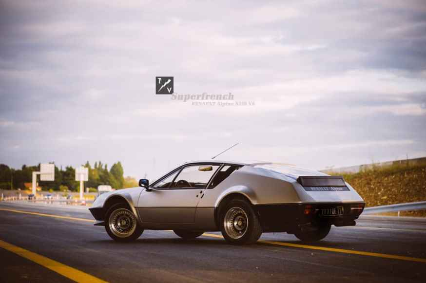 Alpine A310 V6 Superfrench 6