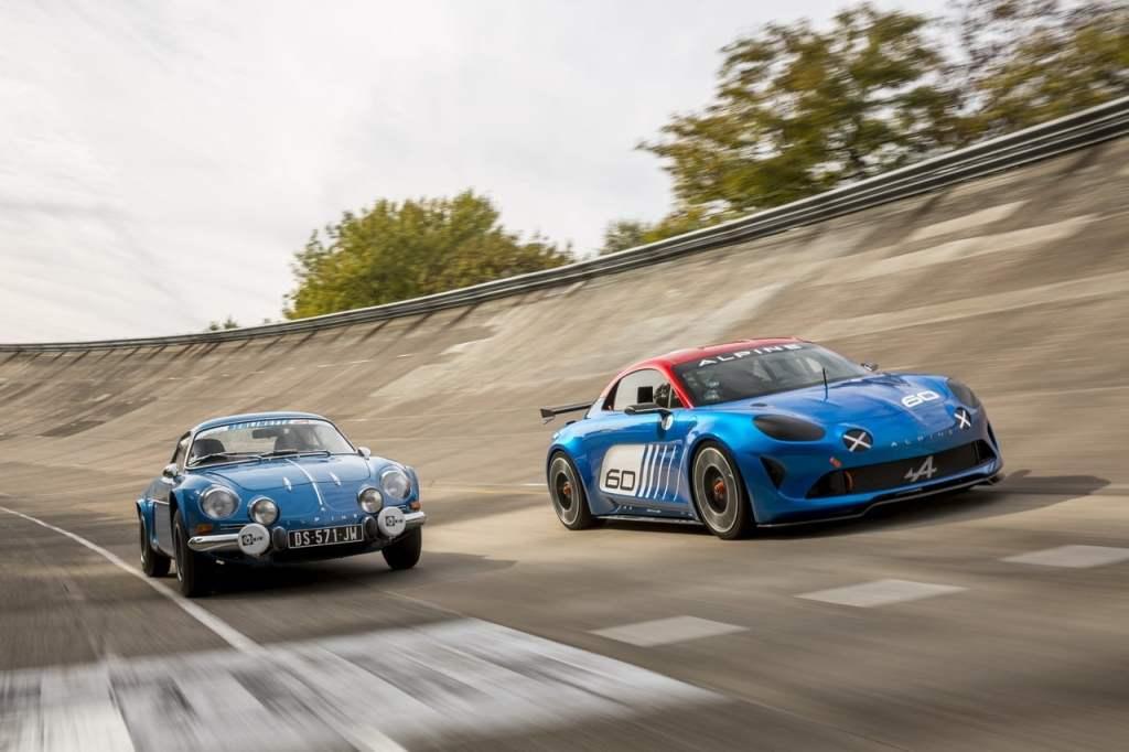 L'Alpine A110 Rally / R-GT en vidéo ! 1
