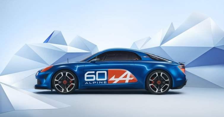 Alpine Célébration Concept Car 5 - Alpine Célébration