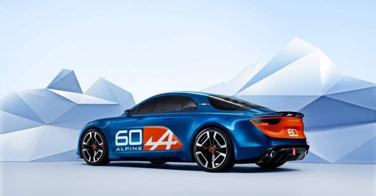 Alpine Célébration Concept Car 6 - Alpine Célébration