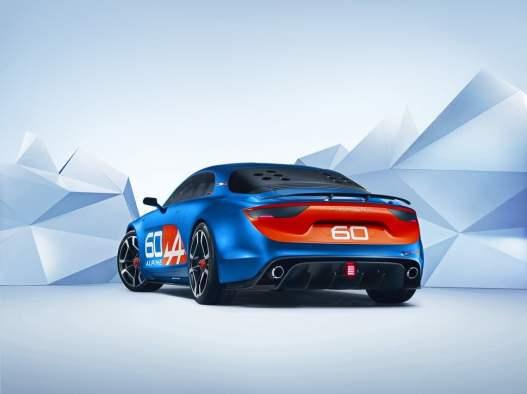 Alpine Célébration Concept Car 7 - Alpine Célébration