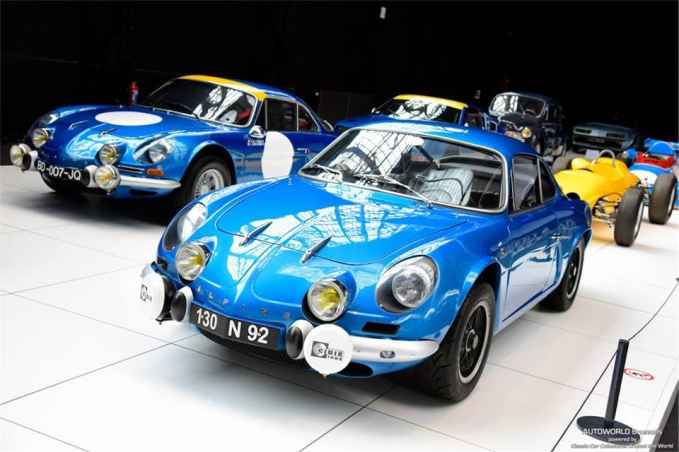 Autoworld 2016 Alpine Story 189