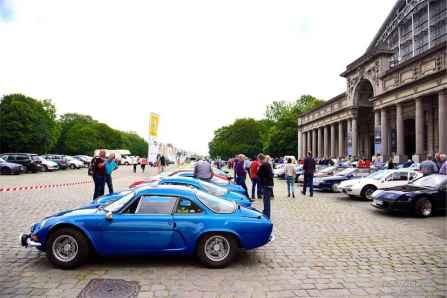Autoworld 2016 Alpine Story 204